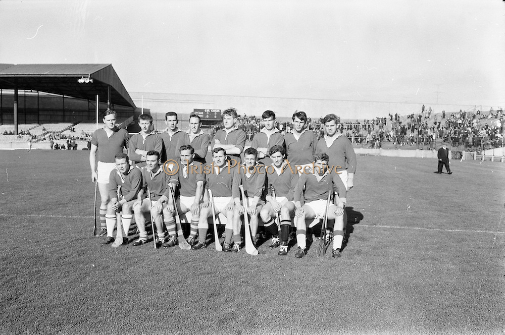 15/10/1967<br /> 10/15/1967<br /> 15 October 1967<br /> Oireachtas Final: Kilkenny v Clare at Croke Park, Dublin.<br /> The Clare team.