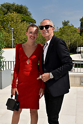 'The Aspern Papers' photocall during the 75th Venice Film Festival. 30 Aug 2018 Pictured: Alice Aufray and Jean Claude Jitrois. Photo credit: M. Angeles Salvador/MEGA TheMegaAgency.com +1 888 505 6342