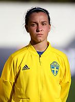 International Women's Friendly Matchs 2019 / <br /> Womens's Algarve Cup Tournament 2019 - <br /> Portugal v Sweden 2-1 ( Municipal Stadium - Albufeira,Portugal ) - <br /> Julia Zigiotti Olme of Sweden