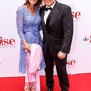 NLD/Amsterdam20150518 - Premiere De Surprise, Armando borsato en partner Vanessa van der Wal