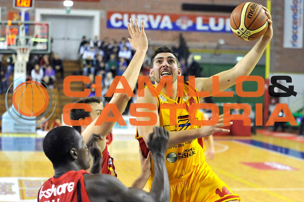 DESCRIZIONE : Casale Monferrato Campionato LNP ADECCO GOLD 2013/2014<br /> Novipiu Casale Monferrato Vs GZC Veroli<br /> GIOCATORE : Andrea Casella<br /> SQUADRA : GZC Veroli<br /> EVENTO : Campionato LNP ADECCO GOLD 2013/2014<br /> GARA : Novipiu Casale Monferrato Vs GZC Veroli<br /> DATA : 20/10/2013<br /> CATEGORIA : Tiro,<br /> SPORT : Pallacanestro <br /> AUTORE : Agenzia Ciamillo-Castoria/G.Gentile<br /> Galleria : LNP GOLD 2013/2014<br /> Fotonotizia : Casale Monferrato Campionato LNP ADECCO GOLD 2013/2014 Novipiu Casale Monferrato Vs GZC Veroli<br /> Predefinita :