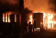 Napier-Overnight house fire on Waiohiki Road