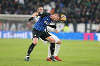 09.12.2017 - Torino - Serie A 2017/18 - 16a giornata  -  Juventus-Inter nella  foto: Milan Skriniar