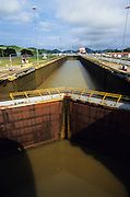Panamá Canal Locks, Miraflores Locks, Rep.of Panamá, Central America