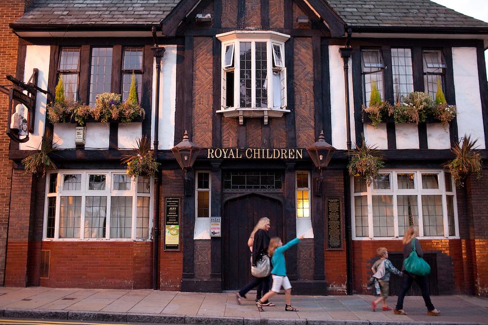 Royal Children pub, Nottingham
