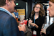 Michele Goetsch from ERbin at the Wisconsin Entrepreneurship Conference at Venue 42 in Milwaukee, Wisconsin, Tuesday, June 4, 2019.