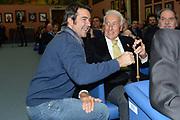 DESCRIZIONE : Roma Basket Day ieri, oggi e domani<br /> GIOCATORE : Alessandro Tiberti Alessandro Gamba<br /> CATEGORIA : <br /> SQUADRA : <br /> EVENTO : Basket Day ieri, oggi e domani<br /> GARA : <br /> DATA : 09/12/2013<br /> SPORT : Pallacanestro <br /> AUTORE : Agenzia Ciamillo-Castoria/GiulioCiamillo<br /> Galleria : Fip 2013-2014  <br /> Fotonotizia : Roma Basket Day ieri, oggi e domani<br /> Predefinita :