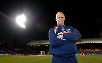Photo: Daniel Hambury.<br />Crystal Palace v Preston North End. The FA Cup. 07/02/2006.<br />Palace's manager Iain Dowie.