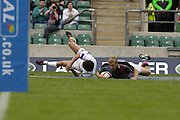 The Middlesex Sevens, Twickenham Stadium, Twickenham, GREAT BRITAIN, 12.08.2006. Rugby,  Harleguins vs Bath.   Photo  Peter Spurrier/Intersport Images.email images@intersport-images.com...