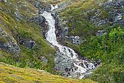 Barachois Falls<br />Near Rose Blanche<br />Newfoundland & Labrador<br />Canada