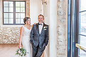 the complete wedding day from Crystal & Jack's beautiful story Elora Mill wedding in May, 2019