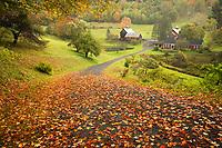 Sleepy Hollow Farm, Pomfret, Vermont