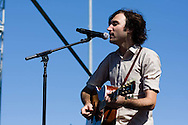 Matta Costa performs during the Sungod Festival at UC San Diego in San Diego, California on May 16, 2008.