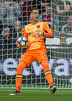 Football - 2016 / 2017 Premier League - West Ham United vs. Sunderland<br /> <br /> Adrian of West Ham at The London Stadium.<br /> <br /> COLORSPORT/DANIEL BEARHAM