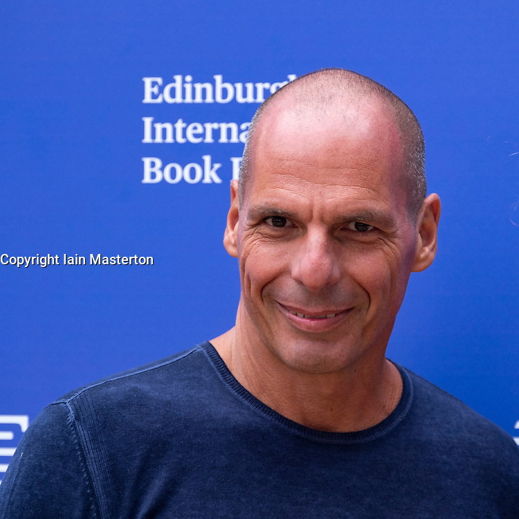 Edinburgh, Scotland, UK; 18 August, 2018. Pictured;  <br /> Yanis Varoufakis former Greek Finance Minister.