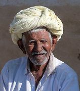 Man from Chanoud, Rajasthan, India.