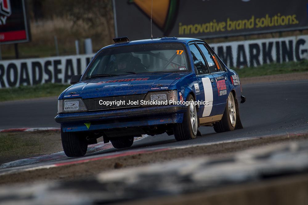 Matt Lee, Holden Commodore VH - Rallycross Australia - Winton Raceway - 16th July 2017
