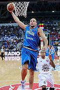 DESCRIZIONE : Pesaro Edison All Star Game 2012<br /> GIOCATORE : Marco Cusin<br /> CATEGORIA : schiacciata<br /> SQUADRA : Italia Nazionale Maschile<br /> EVENTO : All Star Game 2012<br /> GARA : Italia All Star Team<br /> DATA : 11/03/2012 <br /> SPORT : Pallacanestro<br /> AUTORE : Agenzia Ciamillo-Castoria/C.De Massis<br /> Galleria : FIP Nazionali 2012<br /> Fotonotizia : Pesaro Edison All Star Game 2012<br /> Predefinita :