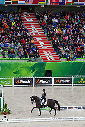 Marc Boblet, (FRA), Noble Dream Concept Sol - Grand Prix Team Competition Dressage - Alltech FEI World Equestrian Games™ 2014 - Normandy, France.<br /> © Hippo Foto Team - Leanjo de Koster<br /> 25/06/14