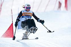 NICHOLLS Alana, USA, Team Event, 2013 IPC Alpine Skiing World Championships, La Molina, Spain