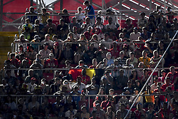 June 23, 2018 - Moscow, RUSSIA - Belgium's supporters pictured at during the second game of Belgian national soccer team the Red Devils against Tunisia national team in the Spartak stadium, in Moscow, Russia, Saturday 23 June 2018. Belgium won its first group phase game. BELGA PHOTO DIRK WAEM (Credit Image: © Dirk Waem/Belga via ZUMA Press)