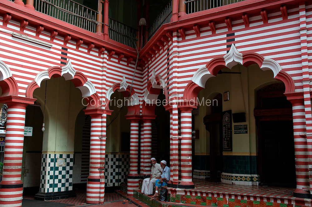 Mosque in 2nd Cross Street, Pettah, Colombo.