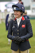 Pippa Funnell who came third in the British Equestrian Trade Association CIC*** at Bramham International Horse Trials 2016 at  at Bramham Park, Bramham, United Kingdom on 12 June 2016. Photo by Mark P Doherty.