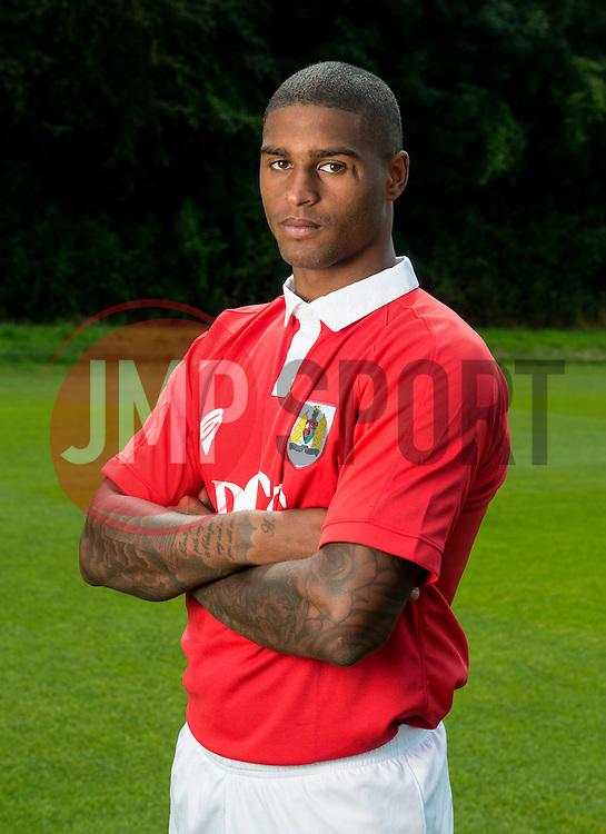 Bristol City's Mark Little - Photo mandatory by-line: Joe Meredith/JMP - Mobile: 07966 386802 05/08/2014 - SPORT - FOOTBALL - Bristol - Ashton Gate - Press Day