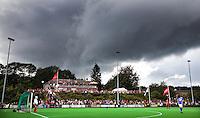 ZEIST - Hoofdklasse heren; Schaerweijde-Kampong (1-2). Het complex Foto KOEN SUYK.