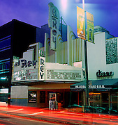Los Angeles, California: The el Rey Theater, a great illustration of Art Deco in  mid-town Los Angeles (photo: Ann Summa).