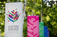 Scenics at the 2015 Aspen Ideas Festival in Aspen, CO. ©Brett Wilhelm