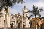 La Catedral (The Cathedral)  Lima, Peru