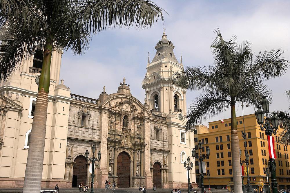 La Catedral (The Cathedral)  Lima, Peru
