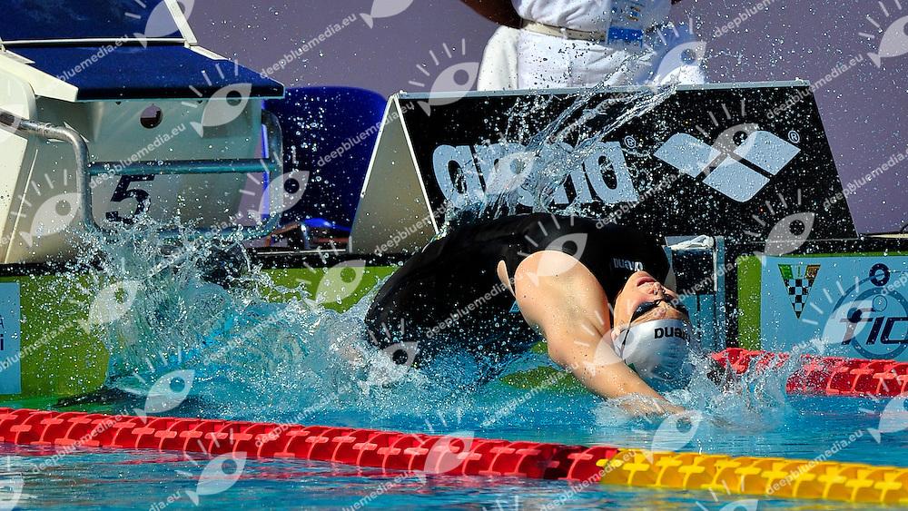 PANZIERA Margherita  Veneto Banca Montebelluna ITA<br /> 100 Backstroke Men<br /> 50 Settecolli Trofeo Internazionale di nuoto 2013<br /> swimming<br /> Roma, Foro Italico  12 - 15/06/2013<br /> Day02 Heat<br /> Photo Pasquale Mesiano/Deepbluemedia/Insidefoto