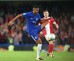 September 20, 2017 - London, Greater London, United Kingdom - Chelsea's Jake Clarke-Salter.during Carabao Cup 3rd Round match between Chelsea and Nottingham Forest at Stamford Bridge Stadium, London,  England on 20 Sept  2017. (Credit Image: © Kieran Galvin/NurPhoto via ZUMA Press)