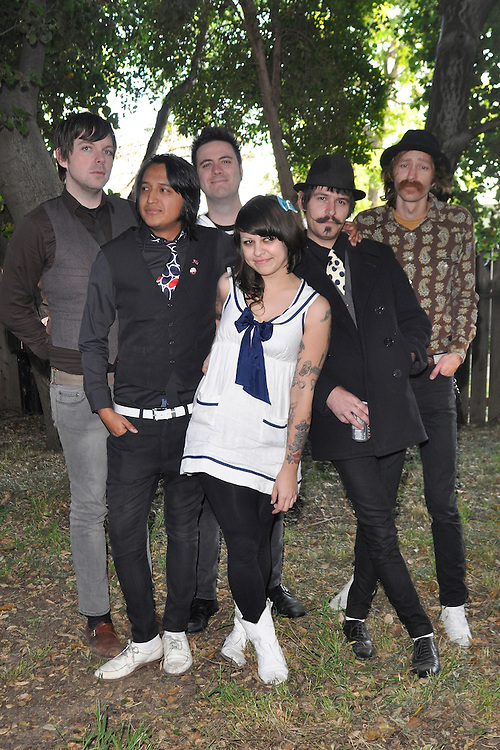 Don Juan at Wild Records studio in Altadena, CA 5/2/2010.