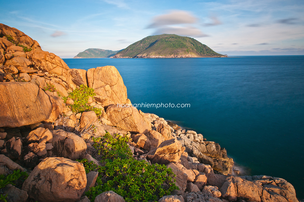 Vietnam Images-Landscape-Seascape-Nature-Condao Island hoàng thế nhiệm