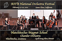 Natchitoches Magnet School Chamber Orchestra