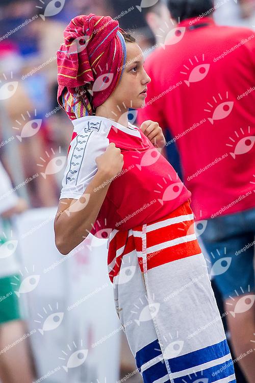 CREVAR Anja SRB<br /> Warm Up<br /> Day00 24/08/2015 - OCBC Aquatic Center<br /> V FINA World Junior Swimming Championships<br /> Singapore SIN  Aug. 25-30 2015 <br /> Photo A.Masini/Deepbluemedia/Insidefoto
