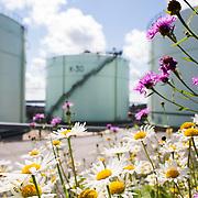 20130702 Porvoo Neste Oil Oyj. Porvoon jalostamo. Säiliöitä. Kuva: Ismo Henttonen.