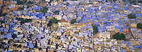 Inde, Rajasthan, Jodhpur, la ville bleue // India, Rajasthan, Jodhpur the blue city