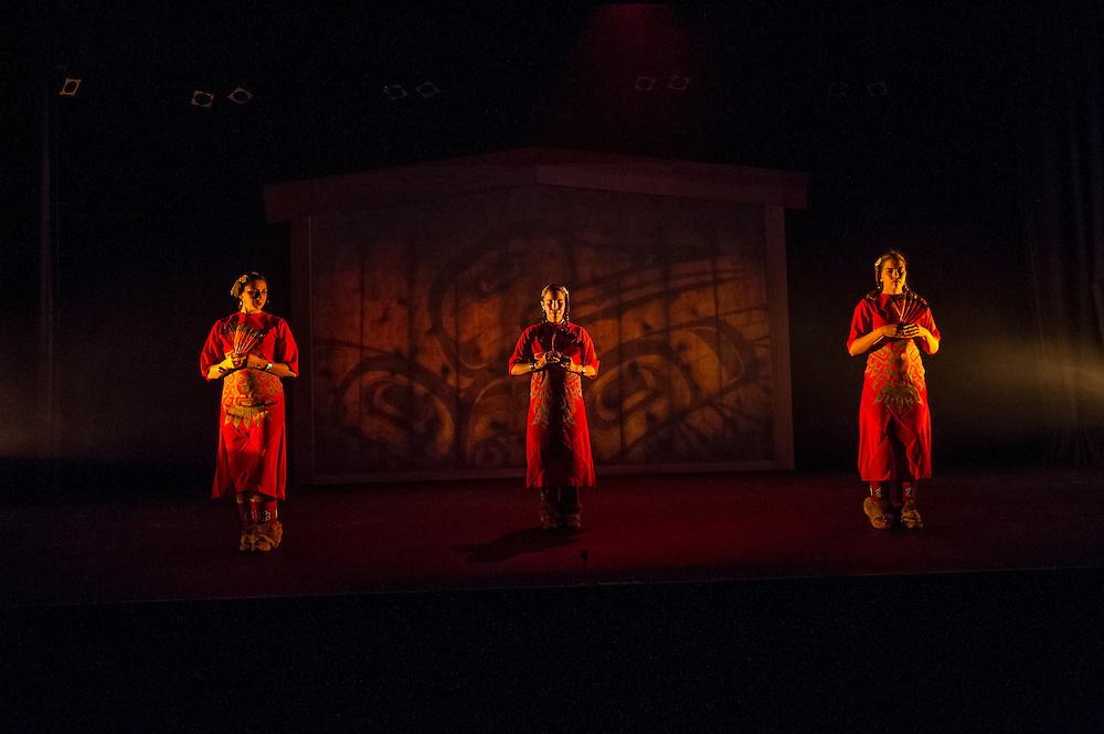 Fist Nations Dance company.