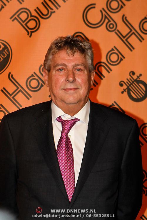 NLD/Hilversum/20100303 - Harpengala 2010, Gouden Harp winnaar Jaap Buijs