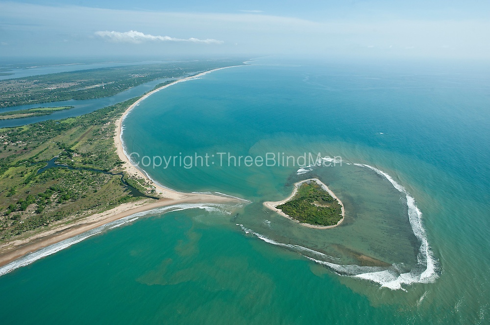 Small island off the East Coast of the island.<br />