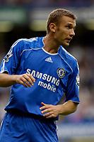 Photo: Daniel Hambury.<br />Chelsea v Manchester City. The Barclays Premiership. 20/08/2006.<br />Chelsea's Andriy Shevchenko.