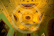 Masonic Temple, Ceiling Design, Architect James Windrim, 1 Broad St., Philadelphia, PA