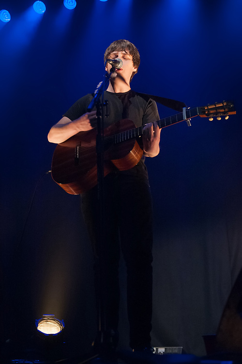 Jake Bugg in concert at The Old Fruit Market Glasgow, Great Britain 19th February 2018