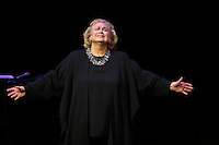 Barbara Cook at The Vivien Beaumont theater at Lincoln Center on Mar. 9, 2004..