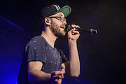 Mark Forster Bauch und Kopf - Tour 2015 in der Meier Music Hall  Braunschweig am 26.February 2015. Foto: Rüdiger Knuth
