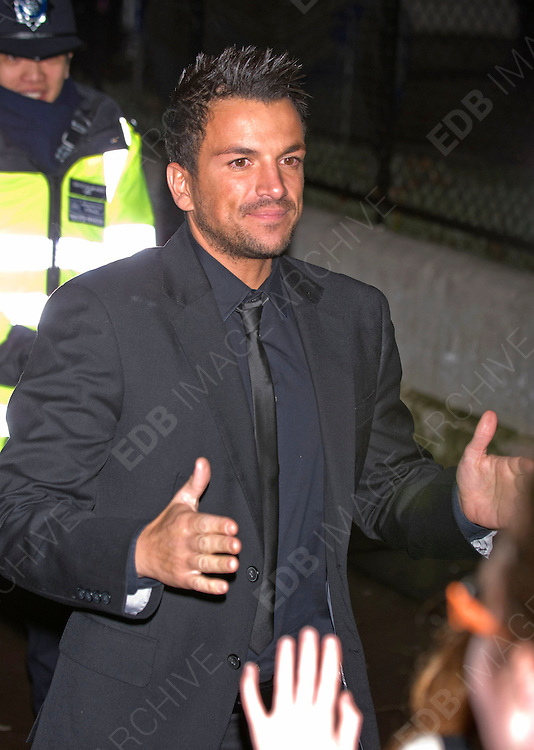 19.DECEMBER.2011. LONDON<br /> <br /> PETER ANDRE AT THE SUN MILITARY AWARDS 2011 AT THE IMPERIAL WAR MUSEUM IN LONDON<br /> <br /> BYLINE: EDBIMAGEARCHIVE.COM<br /> <br /> *THIS IMAGE IS STRICTLY FOR UK NEWSPAPERS AND MAGAZINES ONLY*<br /> *FOR WORLD WIDE SALES AND WEB USE PLEASE CONTACT EDBIMAGEARCHIVE - 0208 954 5968*